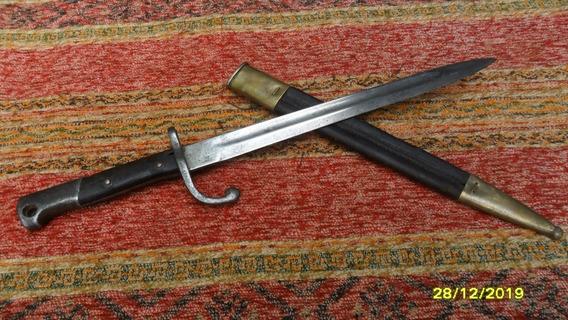 Antiguo Sable Bayoneta Solingen Alex Coppel Original Yvaina