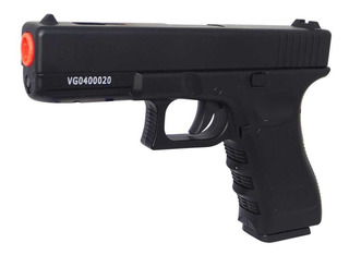 Airsoft Pistola Vg Gk-v20 Metal Mola 6mm 25207626