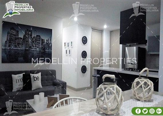 Furnished Apartment For Rental El Sur Cód: 4951