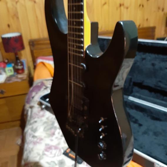 Guitarra Hamer F6000 Seimor Duncan
