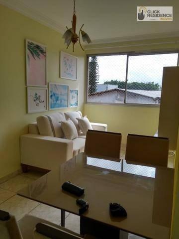 Imagem 1 de 15 de Apartamento 1 Dormitório ( Local Nobre ) À Venda De 50,00 M² Por R$ 244.000 - Centro - São Bernardo Do Campo/sp - Ap0864