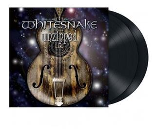 Vinilo Whitesnake - Unzipped - 2 Lp Importado Nuevo