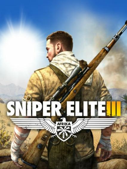 Sniper Elite 3 - Só Para Ps3 Desbloqueado - Mídia Digital