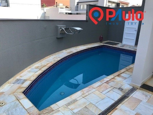 Imagem 1 de 15 de Casa Em Condominio - Agua Branca - Ref: 17204 - V-17204