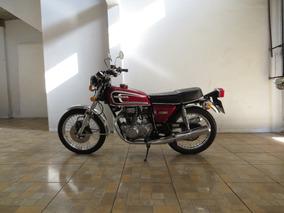 Honda Cb 360 - Raridade - Moto De Coleção - Toda Original