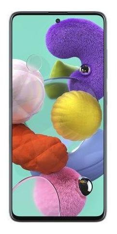 Smartphone Samsung Galaxy A51 128 Gb 4gb Negro