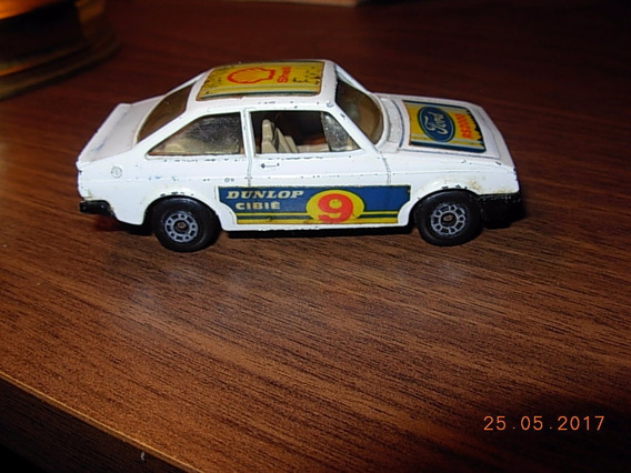 Ford Escort Rs 2.000 . Matchbox .made In England
