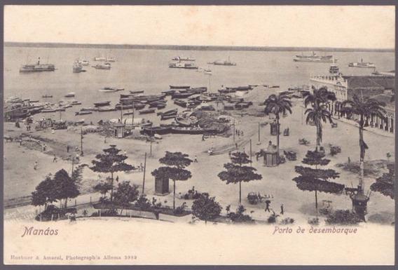 Manaus - Pporto De Desembarque - 08051925