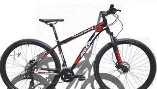 Bicicleta Mtb Andes Thunder Rodado 29 Disco Hidraulic 24 Vel