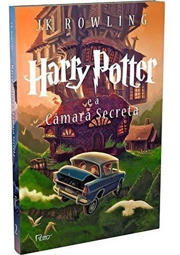 Harry Potter E A Câmara Secreta. Livro De J K Rowling.