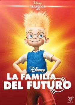 Imagen 1 de 10 de  Dvd Original  La Familia Del  Futuro  Nuevas Selladas