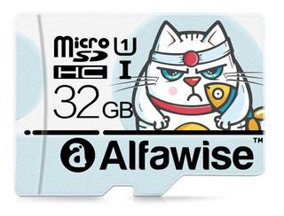 Cartão Memoria Alfawise 32gb Micro Sd Ultra Original Sdh