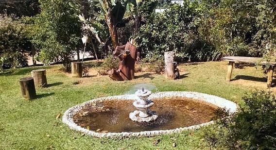 Chácara Rural À Venda, Portal Mantiqueira, Santo Antônio Do Pinhal. - Ch0008
