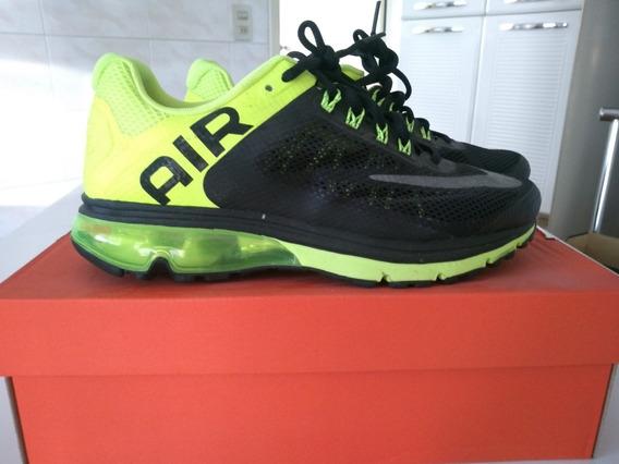 Tenis Nike Fitsole 2 - Preto E Amarelo - Nº 39