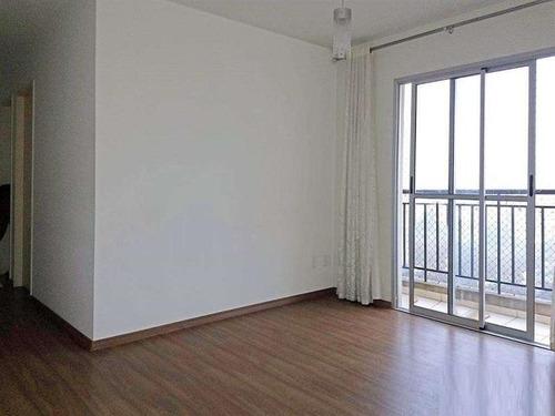 Apartamento Em Jardim Três Marias, São Paulo/sp De 50m² 2 Quartos À Venda Por R$ 239.000,00 - Ap706308