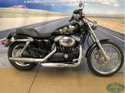 Imagem 1 de 11 de Harley Davidson 883