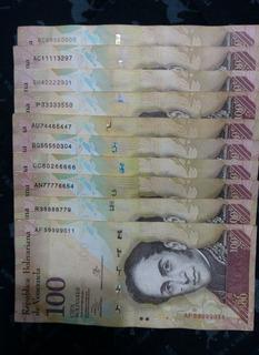 10 Billetes Con Seriales Curiosos Para Coleccionistas