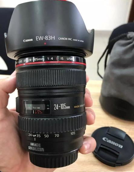 Lente Canon 24 X105mm F1:4 L Usm Is