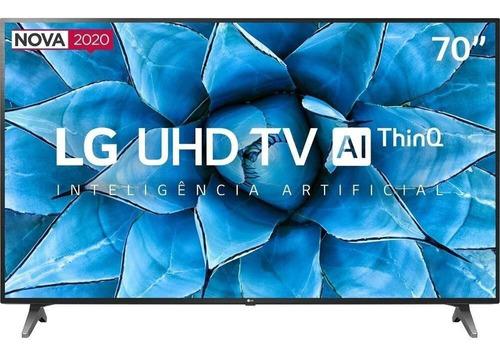 Imagem 1 de 2 de Smart Tv LG 70  Led Ultra Hd 4k 70un7310psc