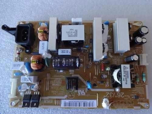 Placa Da Fonte Da Tv Samsung Ln32d550k1g 100% Funcionando