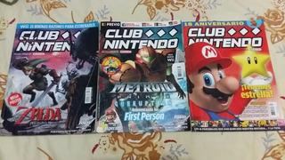 Revistas Club Nintendo Micromania Guia Ps3 Playmania