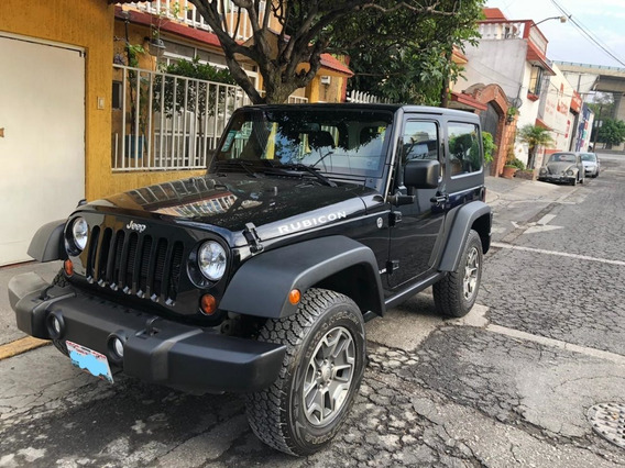 Jeep Wrangler Rubicon 2014