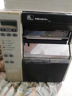 Impresora Zebra 170 Xi Iii Plus Con Detalle
