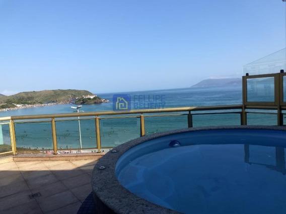 Cobertura Para Venda Em Cabo Frio, Centro, 7 Dormitórios, 4 Suítes, 2 Banheiros, 2 Vagas - Cob084_1-1259573