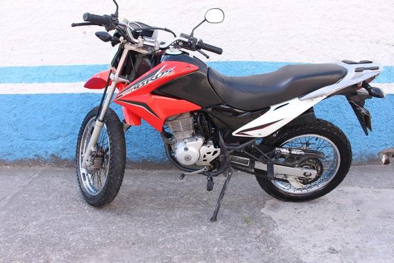 Honda Broz 2014 Vermelha Usada