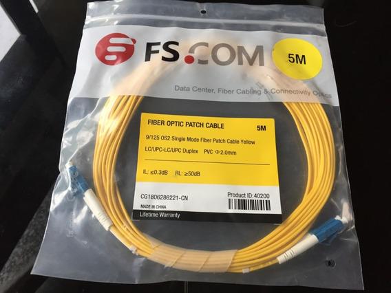 Fiber Optic Patch 0s2