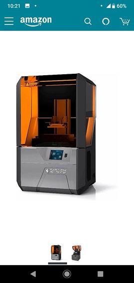 Impressora 3d Flashforge Hunter Dlp Resin 3d
