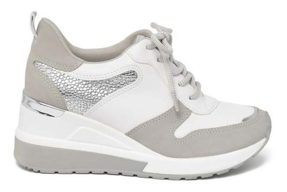 Zapatillas Mujer Urbanas Sneakers Confort Plataforma Rimini