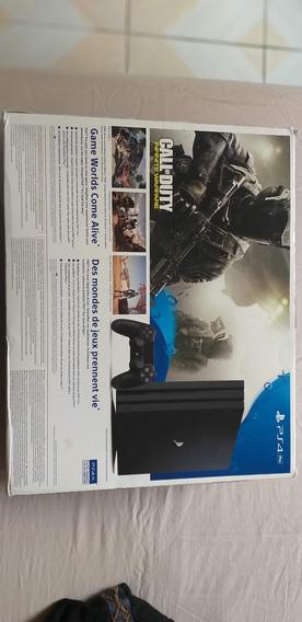 Playstation 4 Pro 1tb + Jogo Battlefield 4