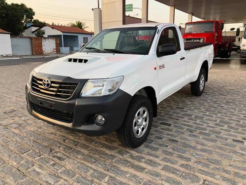 Toyota Hilux 3.0 Cab. Simples 4x4 2p 2015