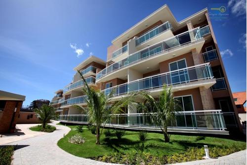 Imagem 1 de 30 de Cobertura Residencial À Venda, Porto Das Dunas, Aquiraz. - Codigo: Co0004 - Co0004