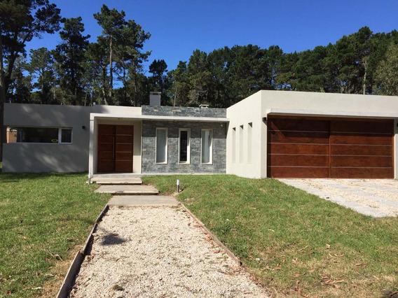 Venta Casa 5 Ambientes Gge Dependencia Jardin Pinamar Norte