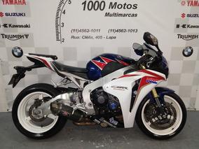 Honda Cbr 1000 Rr 2011 Otimo Estado Aceito Moto