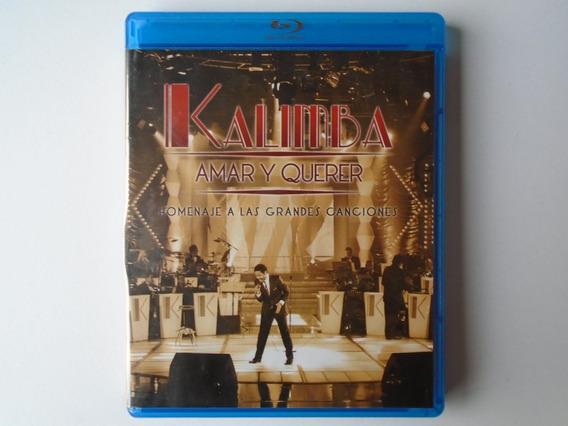 Kalimba - Amar Y Querer Homenaje A Las Grandes Canciones Bd