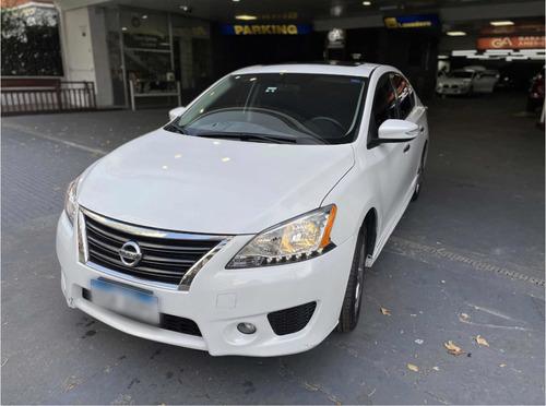 Nissan Sentra 1.8 Sr Navi At 2016