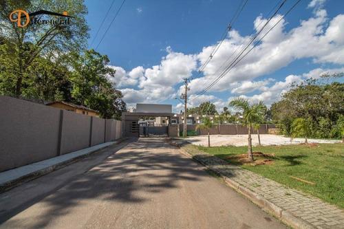 Casa Com 3 Dormitórios À Venda Por R$ 570.192,00 - Campo Comprido - Curitiba/pr - Ca0186