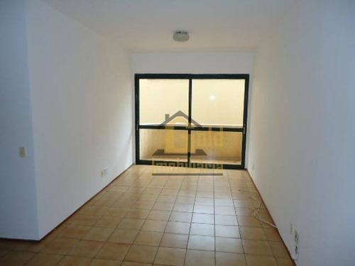 Apartamento Com 2 Dormitórios Para Alugar, 85 M² Por R$ 880/mês - Jardim Paulista - Ribeirão Preto/sp - Ap2658