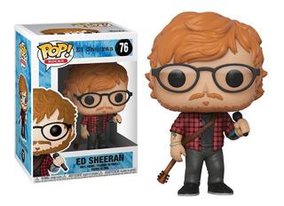 Funko Pop 76 Ed Sheeran