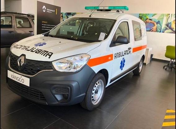 Renault Kangoo Homologada Ambulancia Ft