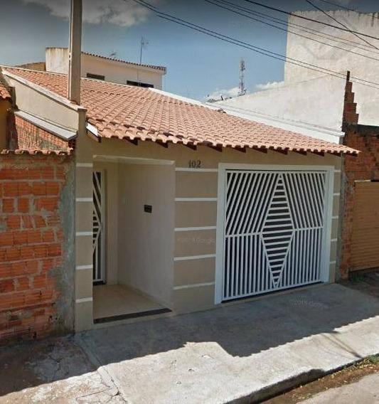 Casa Com 2 Dormitórios À Venda, 87 M² Por R$ 137.238,82 - São Judas Tadeu - Tatuí/sp - Ca2891