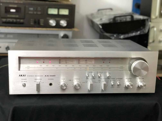 Receiver Akai Aa-1150 Lindo! Ñ Marantz Sansui Pioneer Sony