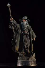 The Lord Of The Rings Gandalf The Grey Premium Sideshow