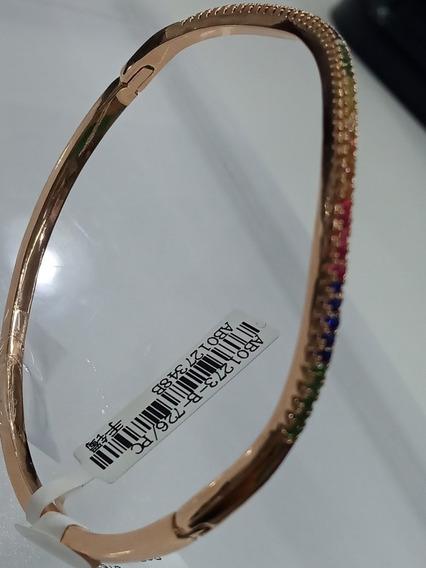 Bracelete Colorido Semi Jóias