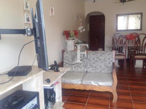 Apartamento Com 3 Dormitórios À Venda, 75 M² Por R$ 270.000,00 - Enseada - Guarujá/sp - Ap10740