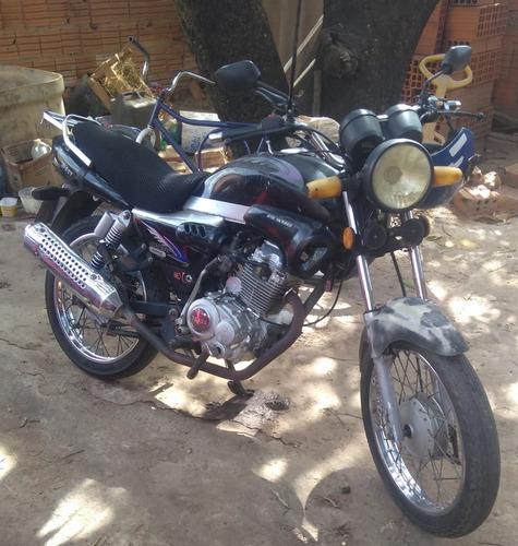 Imagem 1 de 1 de Motocicleta  -traxx 125 Jh125g
