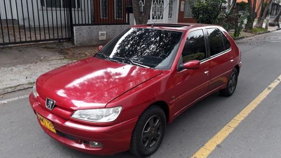 Peugeot 306 Hatback Mecánico Xr 1999